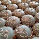 Image of wedding cupcakes