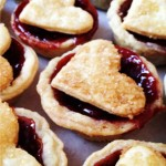 Image of Edith Meyer Wedding Cakes cherry tartlets