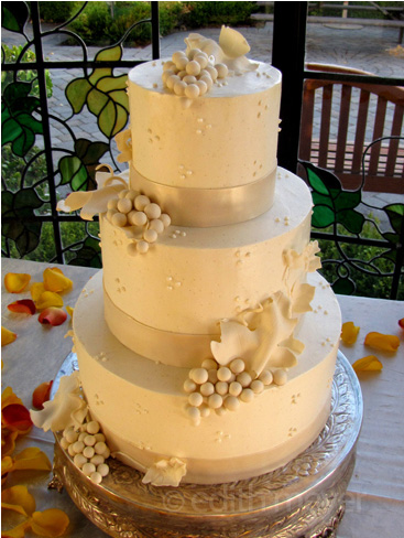 winery wedding cakes wedding cakes edith meyer wedding cakes 27542